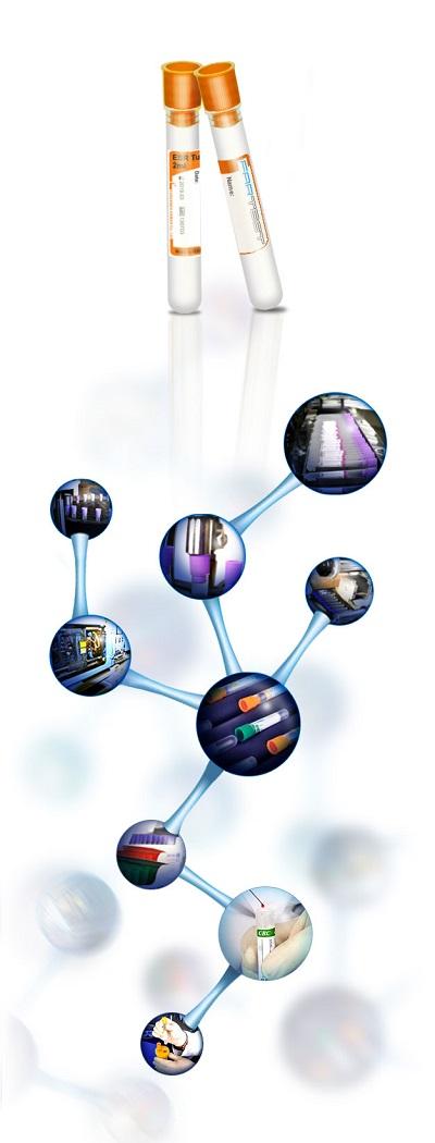 لوله غیر وکیوم ESR (سدیمان) غیر دستگاهی حاوی سیترات سدیم