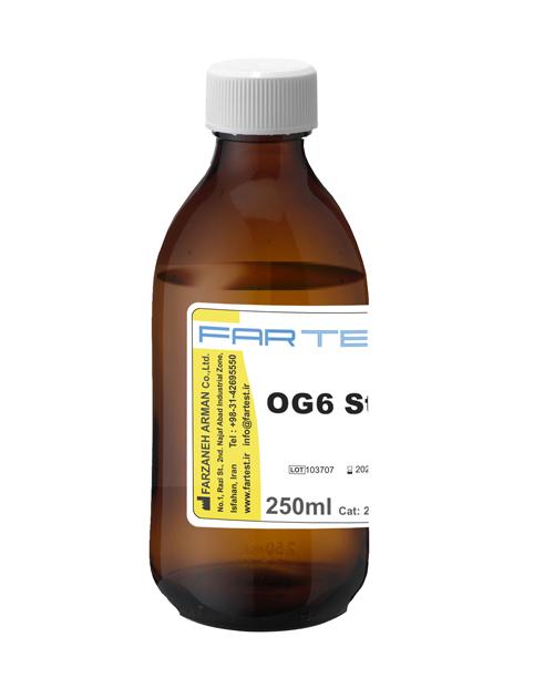 رنگ پاپانیکولا OG6  فرتست