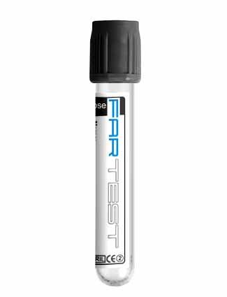 Glucose tube